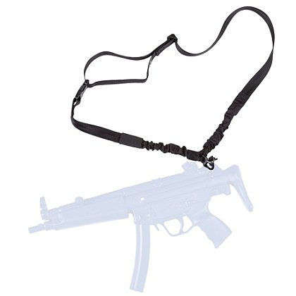 5.11 Tactical: Single Point Sling w/ Bungee Cord