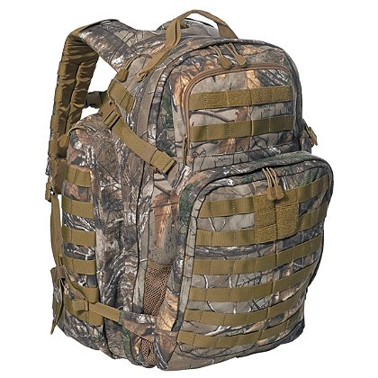 5.11 Tactical: Realtree XTRA RUSH 72 Backpack