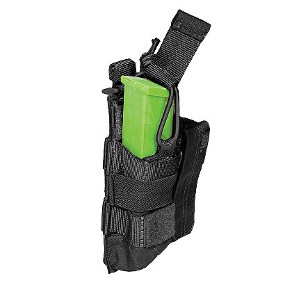 5.11 Tactical: Double Pistol Bungee Cover Pouch