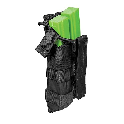 5.11 Tactical  MP5 Double Bungee Cover Magazine Pouch