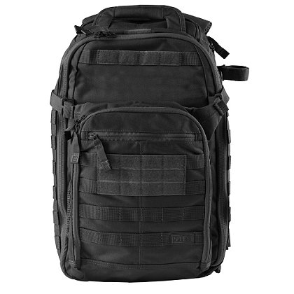 5.11 Tactical All Hazards Prime Backpack, Black
