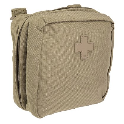 5.11 Tactical: 6 x 6 Med Pouch, Sandstone