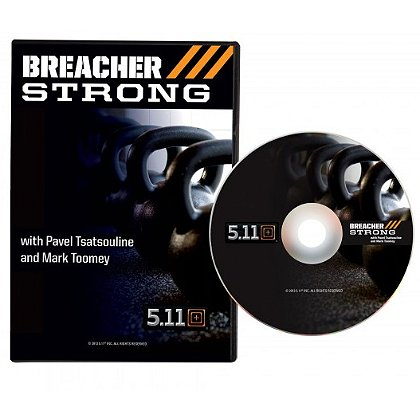 5.11 Tactical Breacher Strong DVD