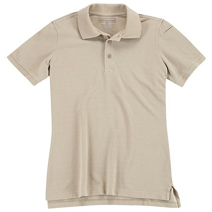 5.11 Tactical: Women's Short Sleeve Utility Polo