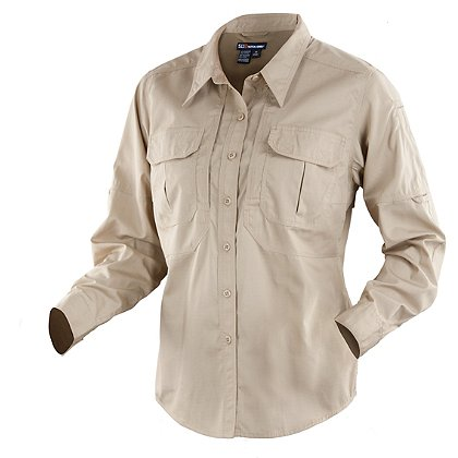 5.11 Tactical Women's Taclite Pro Poly/Cotton Long Sleeve Ripstop Shirt
