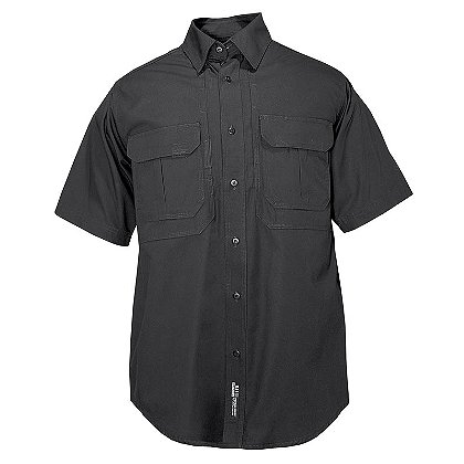 5.11 Tactical: Men's Short Sleeve Cotton Canvas Tactical Shirt