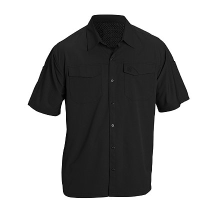 5.11 Tactical: Freedom Flex Short Sleeve Woven Shirt
