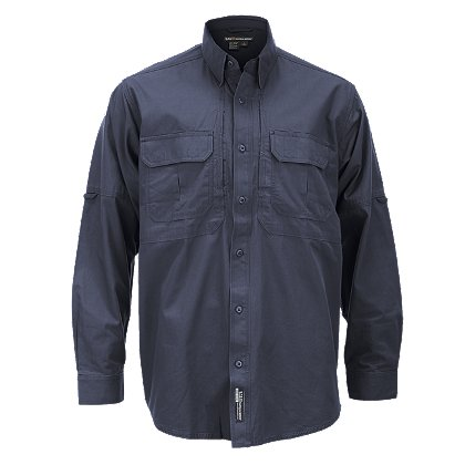 5.11 Tactical Long Sleeve Cotton Canvas Tactical Shirt