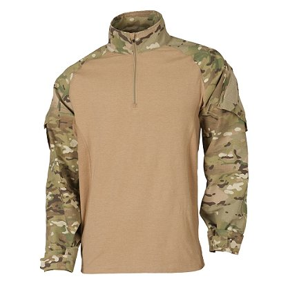 5.11 Tactical MultiCam TDU Rapid Assault-Shirt