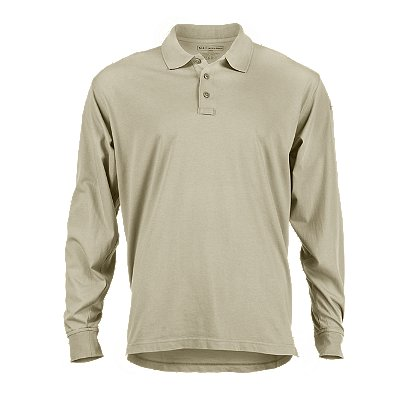 5.11 Tactical: Tactical Long Sleeve Polo