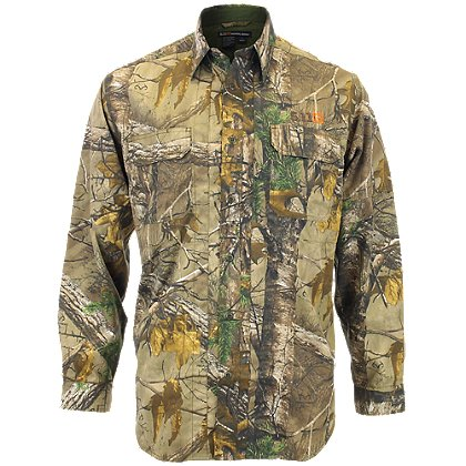 5.11 Tactical: Realtree Taclite Long Sleeve Shirt
