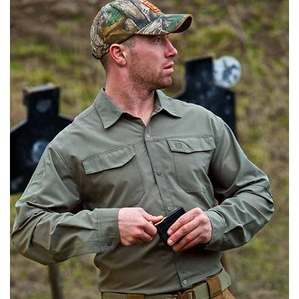 5.11 Tactical: Freedom Flex Woven Long Sleeve Shirt