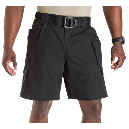 5.11 Tactical Men's Tactical Cotton Canvas Shorts