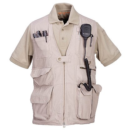 5.11 Tactical: Tactical Cotton Canvas Vest