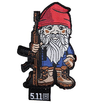 5.11 Tactical: Gnome Patch