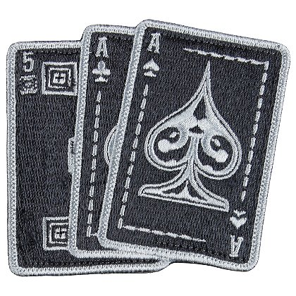 5.11 Tactical: Ace In Hand Patch