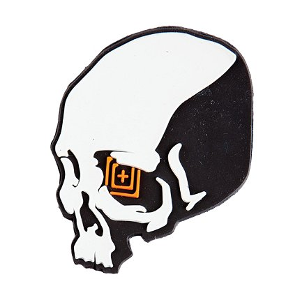 5.11 Tactical: Skull Shot Patch