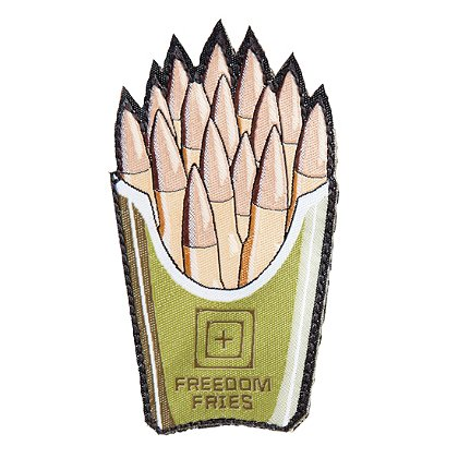 5.11 Tactical: Freedom Fries Patch