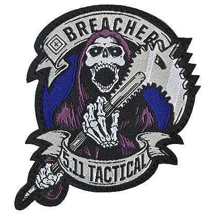 5.11 Tactical Breacher Patch