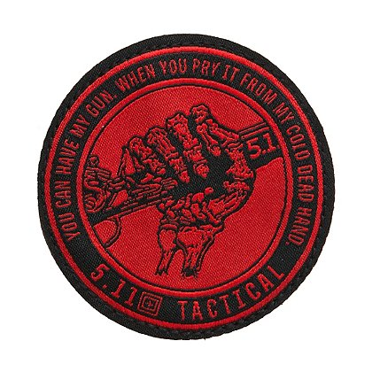 5.11 Tactical Cold Hands Patch