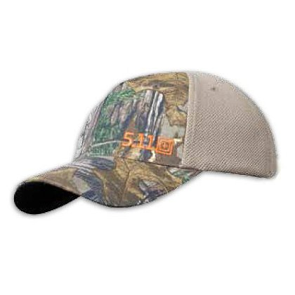 5.11 Tactical: Realtree Mesh Cap