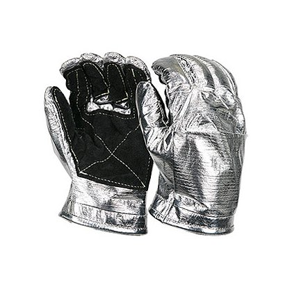 Shelby: 5200G, ARFF Proximity Glove with Steamblock, Gauntlet Style, NFPA