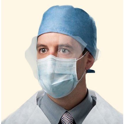 Tronex: Procedure Facemask With Eye Shield