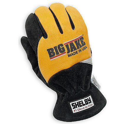 Shelby: Leather Crosstech Gauntlet Gloves
