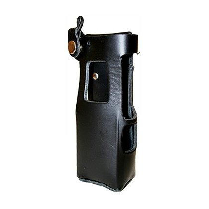 Leathersmith: Radio Case Fits Motorola APX-7000R Series Display Only, PTT on right