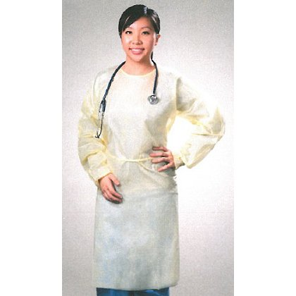 Tronex Fluid Impervious Isolation Gown