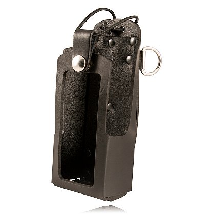 Boston Leather Radio Holder for Motorola HT1250