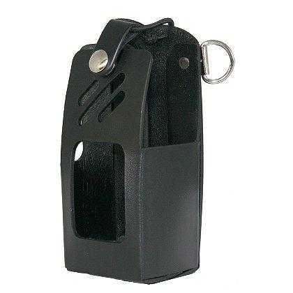 Boston Leather: Radio Holder for Harris XG-75