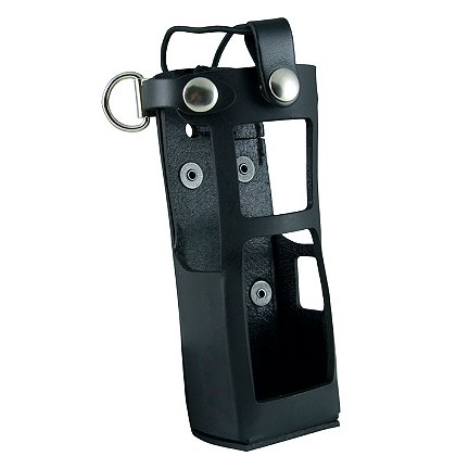 Boston Leather Radio Holder for Motorola APX 7000