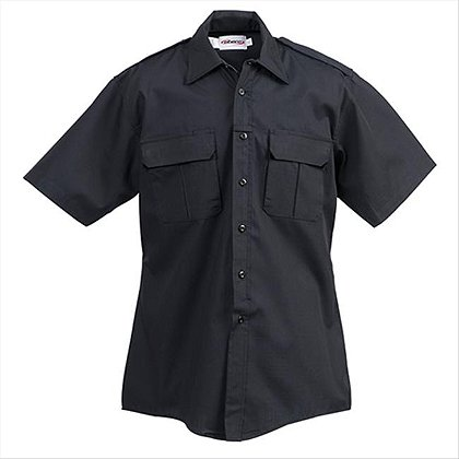 Elbeco Men's ADU Short Sleeve RipStop Shirt