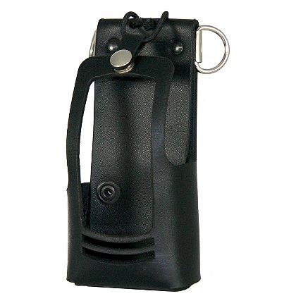 Boston Leather: Radio Holder for Motorola XPR 6550
