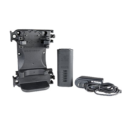 FoxFury: Rechargeable Kit for BT Right Angle Flashlights