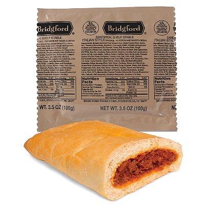 Bridgford Food: Ready To Eat Rehab Sandwiches