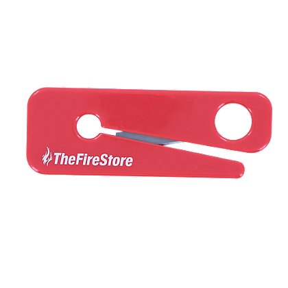 Exclusive Seatbelt Cutter, Red