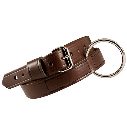 Boston Leather: Garrison Style Restraint Belt