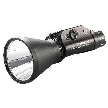 Streamlight: TLR-1 HPL HIGH LUMEN, LONG-RANGE RAIL-MOUNTED LIGHT, 775 Lumens