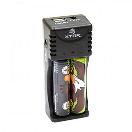 FoxFury: NOAH Rechargeable 18650 Battery and Charger