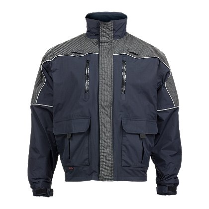 Gerber Outerwear: Eclipse SX Waist Length Jacket with Removable Liner, ASTM F1671