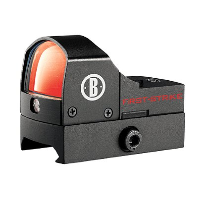 Bushnell: Tactical Red Dot First Strike Sight, 5 MOA Red Dot, Auto-Illuminated