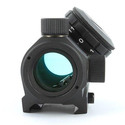 Bushnell: TRS-25 Predator Illuminated Red Dot Sight, 1x25