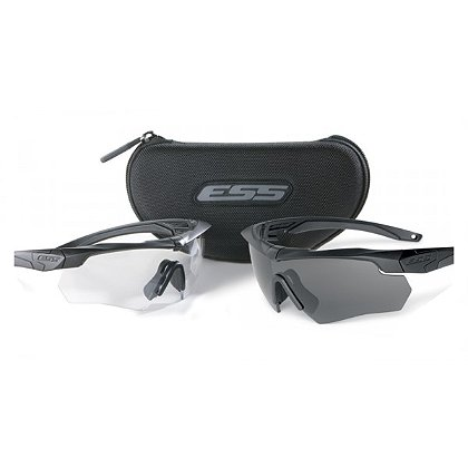 ESS CROSSBOW 2X No-Fog Eyeshield Kit