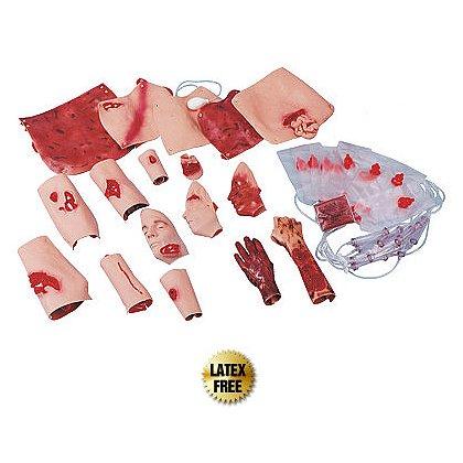 Simulaids Trauma Manikin Moulage Kit