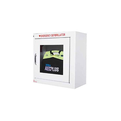 Zoll: Wall Cabinets for AED Plus