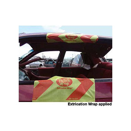 Protecto Wrap: Adhesive Extrication Wrap