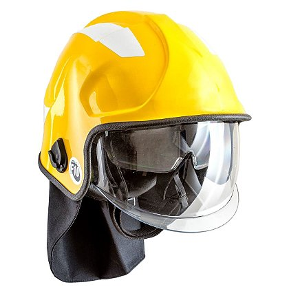 Pacific F10 MkV Structural Fire Fighting Helmet