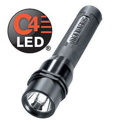 Streamlight Scorpion X C4 LED Tactical Flashlight, 2 CR123A Lithium Batteries, 200 Lumens, 5.60
